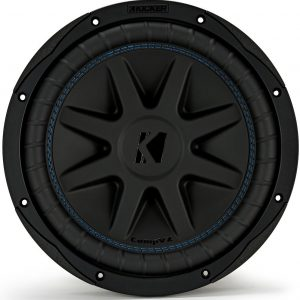 """Yeeco Pack of Two 3/"""" inch 8 Ohm 25W Mini Car Audio Speakers Subwoofer Woofer Sub"""